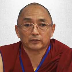 Padma Shri Prof. Geshe Ngawang Samten